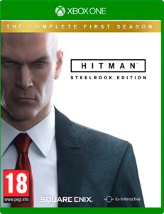Hitman. Полный первый сезон - Steelbook Edition