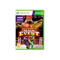 Hulk Hogan's Main Event Kinekt [Xbox 360]