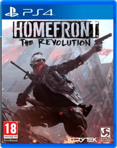 Homefront: The Revolution [PS4]