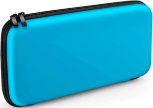 Жесткий кейс на молнии GameWill «EVA Carrying Case» Голубой Цвет