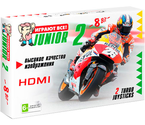 Игровая приставка 8 bit «Junior Classic HDMI mini»