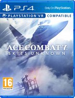 Ace Combat 7 Skies Unknown «поддержка VR»