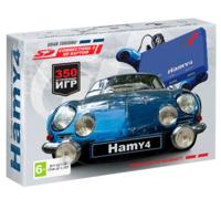 Игровая приставка Hamy 4 «Gran Turismo»  + 350 встроенных игр