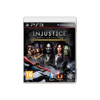 Injustice: Gods Among Us - Ultimate Edition [PS3]