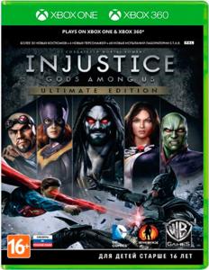 Injustice: Gods Among Us. Ultimate Edition [Xbox One/Xbox360]