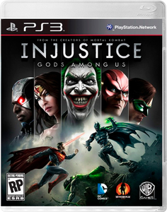 Injustice: Gods Among Us [PS3]