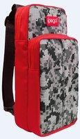 IPEGA Сумка Sling Bag для консоли Nintendo Switch Lite (PG-SL011) красный/городской камуфляж
