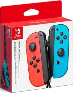 Геймпад Nintendo Switch Joy-Con controllers Duo, синий/красный