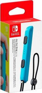Ремешок для геймпада Nintendo Switch Joy-Con controllers Duo, синий
