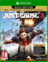 Just Cause 3. Gold Edition [Xbox One]