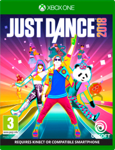 Just Dance 2018 [Xbox One]