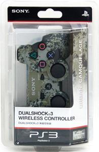 Беспроводной контроллер DUALSHOCK 3 Камуфляж Городской