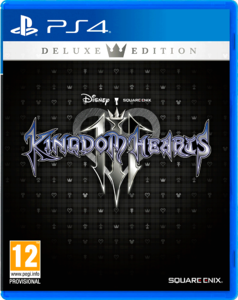 Kingdom Hearts III. Deluxe Edition