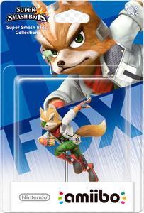 Фигурка Amiibo Фокс «Super Smash Bros. Collection»