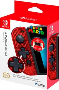 Контроллер HORI D-Pad Controller (L) «Super Mario»