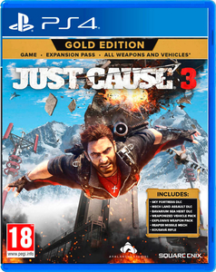 Just Cause 3. Gold Edition [PS4]
