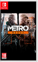 Metro Redux «Возвращение» [nintendo switch]