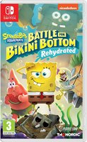 SpongeBob SquarePants: Battle for Bikini Bottom - Rehydrated [Switch]
