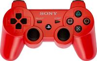 Беспроводной джойстик DualShock 3 «красный цвет»