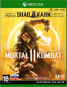 Mortal Kombat 11 [Xbox One]