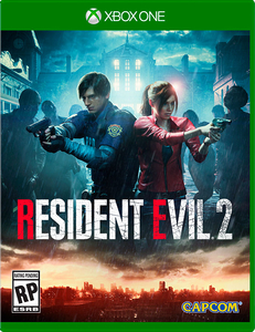 Resident Evil 2 [Xbox one]