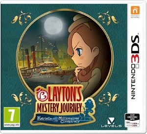 Layton's Mystery Journey: Katrielle and the Millionaire' Conspiracy