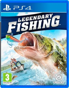 Legendary Fishing [PS4]