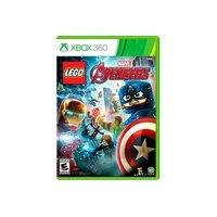 LEGO Marvel Мстители [Xbox 360]