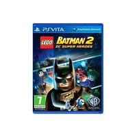 LEGO Batman 2: DC Super Heroes - [ps vita]