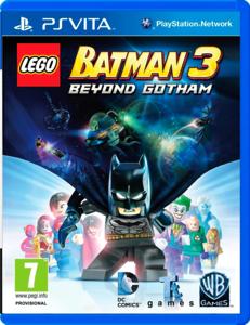 LEGO Batman 3: Beyond Gotham [ps vita]