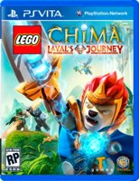 LEGO Legends of Chima: Laval`s Journey [ps vita]
