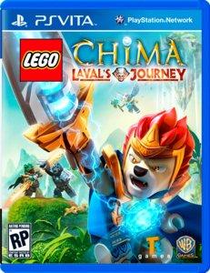 LEGO Legends of Chima: Laval`s Journey [ps vita]