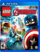 LEGO Marvel Мстители [PS Vita]