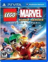 LEGO Marvel Супер Герои [PS Vita]