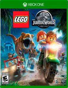 LEGO Мир Юрского Периода [Xbox One]