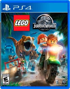 LEGO Мир Юрского Периода [PS4]