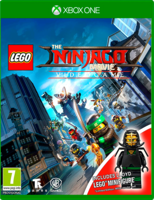 Lego Ninjago Movie Video Game. Minifigure Edition
