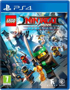 LEGO Ninjago Movie Video Game [PS4]