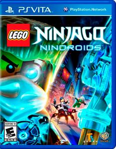 LEGO Ninjago: Nindroids [ps vita]