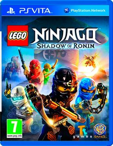 LEGO Ninjago: Shadow of Ronin [ps vita]
