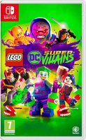 Lego Суперзлодеи DC [Nintendo Switch]