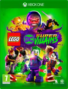 Lego Суперзлодеи DC [Xbox One]