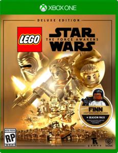 Lego Звездные Войны: Пробуждение Силы. Deluxe Edition [Xbox One]
