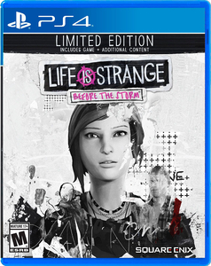 Life is Strange: Before the Storm. Особое издание