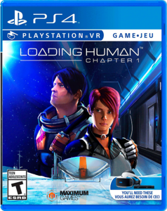 Loading Human VR [PS4]