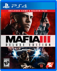Mafia III - Deluxe Edition - PS4