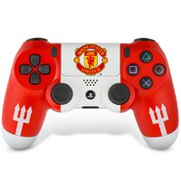 Беспроводной джойстик DualShock 4 ФК «Манчестер Юнайтед» версия 2