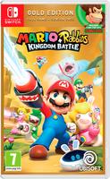 Mario + Rabbids. Битва За Королевство. Gold Edition