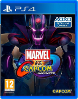 Marvel vs. Capcom: Infinite. Deluxe Edition