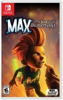 Max: The Curse of Brotherhood [Switch]